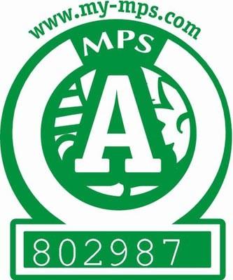 2010 : Certification environnementale MPS ABC